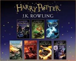 English Harry Potter Books Collection (J. K. Rowling) - Bloomsbury  Publishing, Rs 399 /piece | ID: 22540916973