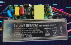 Star Bright 30w 600ma Led Driver