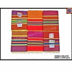1300 Gram Zebra Deluxe 6090 Cotton Carpet
