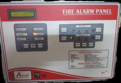 2 Zone Royale Agni Fire Alarm Control Panel, For Office