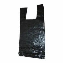 Black LDPE Carry Bag