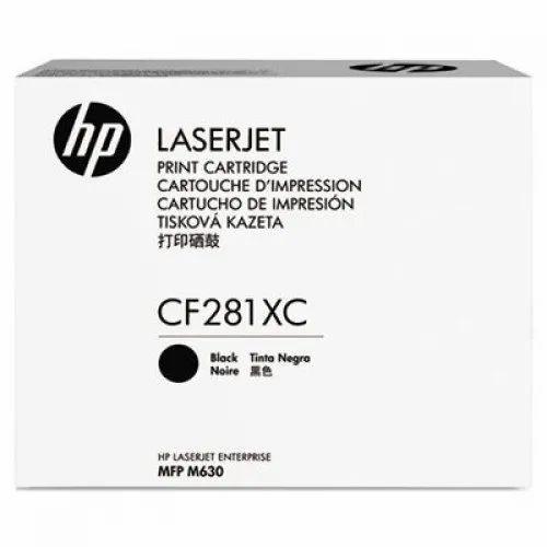 HP 81X CF281X Black Toner Cartridge