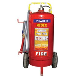 Dry Powder Type Fire Extinguisher Refilling Capacity 50 Kg