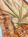 Exclusive Designer Pure Silk Handloom Paithani Sarees
