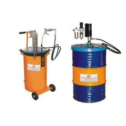KPN-Br-25 Air Operated Mobile Grease Filling Pump