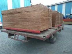 Compreg plywood flooring