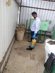 Industrial Pest Control Services