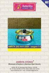 Amrita 20g Hi-Fi Dish - Sargam