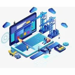 Ecommerce Website Development Service, With 24*7 Support