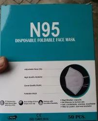 Medicon N 95 mask, Certification: Iso Ce