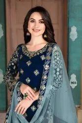Twisha Aanaya Vol-109 Art Silk Designer Suits Catalog