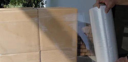 Machine Grade Stretch Wrapping Films
