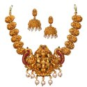 Bridal Temple Jewellery Set