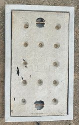 36x18 Inch Light Duty Grey Iron Manhole Cover