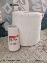 Polyester Yarn 1/15 Psy wt 15/1 or 15