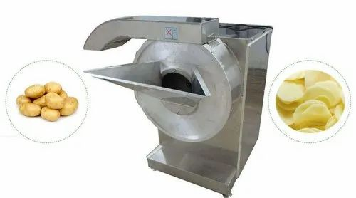 Automatic Stainless Steel Potato Chips Slicer, Golden Machine Tools   ID:  22560075948