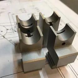 CNC EDM Wire Cut Job Work, Flanges, Capacity: 200 Mm