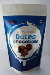 Chocofresh Dates Chocoballs, Packaging Type: Packet