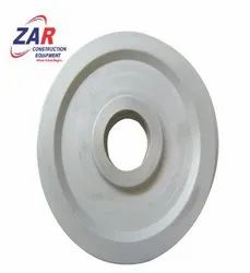 ZAR Od360 Id90 Tower Crane Hoisting Pulley, For Lifting Platform, Capacity: 5 ton