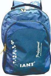 Unisex Fastrack Guys Polyester Backpack Blue Bags School Bag Student Bag, For College, Bag Capacity: 18 Kg
