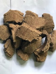 Brown Coconut Oil Cake, Packaging Size: Polythene Bag