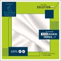 White Plain Polyester Kurta Fabric, Gsm: 78-82