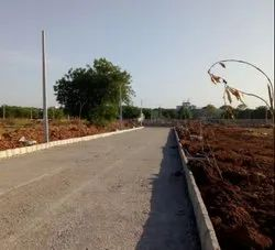 Open Plots For Residential & Commercial At Manneguda Cross Roads On Vikarabad Pargi Highway