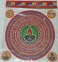 15 Inch Regular Rangoli Sticker