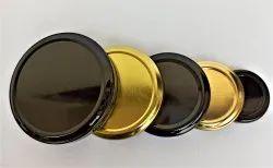 Metal 82 mm Lug cap