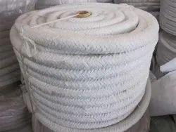 Stainless Steel Wire Ceramic Fiber Braided Round Rope