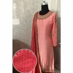 Festive Embroidery Embroidered Pathani Suit, Size: M-XXL