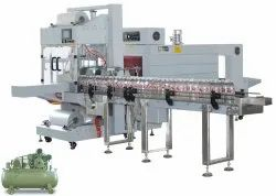 Auto Shrink Packager Web Sealer