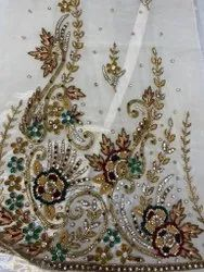 Haute Couture Embroidery/Heavy Beaded Embroidery