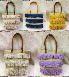 Exclusive Designer Jute Cotton Handbag