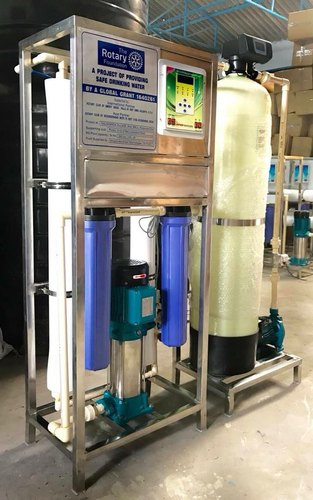 Water Purification System 500 LPH