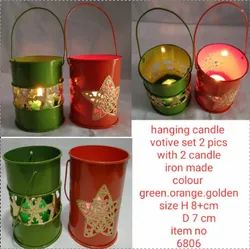 Votive Hanging Candle