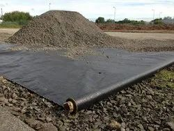 Black Road Construction Sheets, Thickness: 150 Microns-1.5mm, Size: Up To 6 Meter