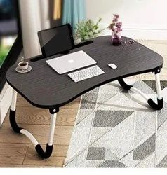 Wooden Top Foldable Laptop Table