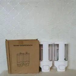 KRA Manual Soap Dispenser 2in1 For Hotel