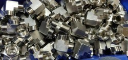Stainless Steel Hydraulic Nipple