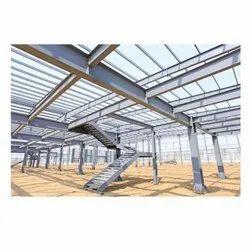 Mild Steel Pre Engineered Building Fabrication service