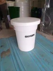 Chemical Dosing Tanks 40 Litres Oxygen Brand