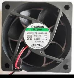 2.5 Inch 12VDC 60x60x20mm Vapo Bearing 2 Wire MF60201VX-10000-A99 DC Fan Sunon
