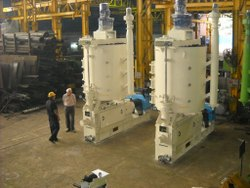 Kumar Single Chamber Expeller Capacity 20-25 TPD