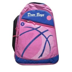 Dear Bag Rubber And Non Woven Modern Designer School Backpack