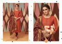 Paridhan Vol-3  Fancy Silk And Khatli Work With Banarasi Dupatta Ready Made Ladies Suits