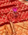 Festive Wear Banarasi Silk Saree
