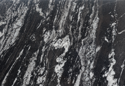 Polished Big Slab Indian Black Martino Granite, Slab, Tiles, Thickness: 17 mm