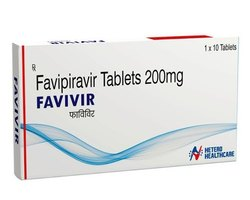 200 mg Favipiravir Tablets