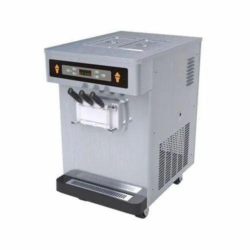 Automatic Softy Making Machine
